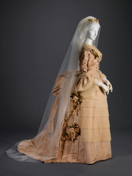 Vintage Wedding Dresses Cincinnati : Wedding dress the cincinnati art museum