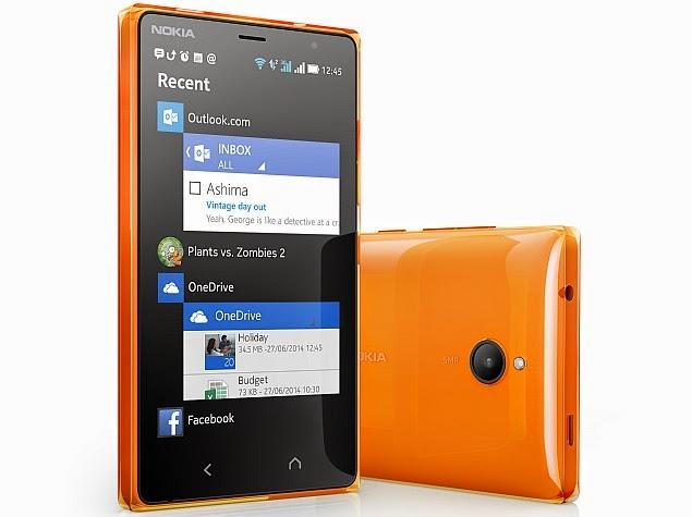 Nokia X2 smartphone