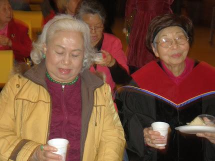 孫沐德 牧師 與江雪娥