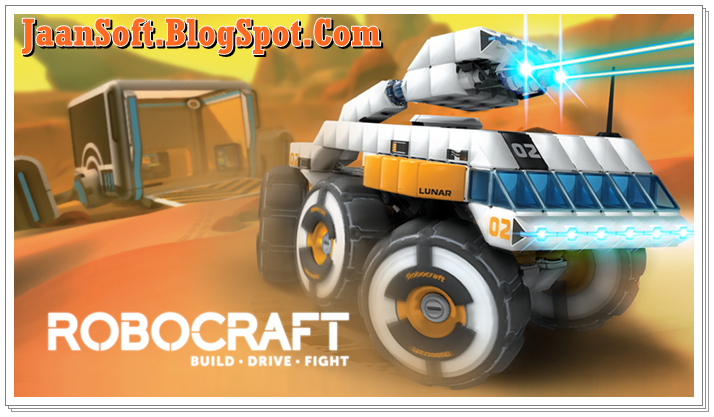 RoboCraft 0.8.965 For Windows Full Game Download