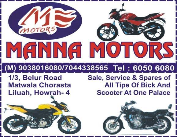 MANNA MOTORS