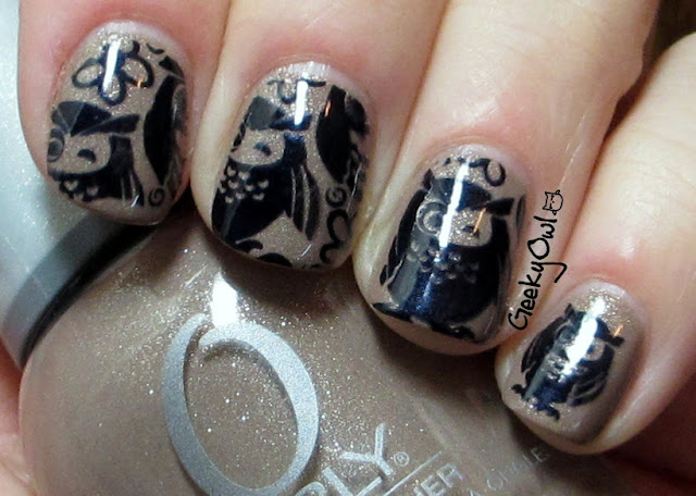 http://geekyowl.blogspot.com/2013/03/owl-week-my-birthday-mani.html