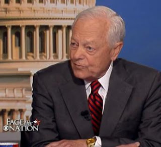 Bob Schieffer, Face The Nation, CBS