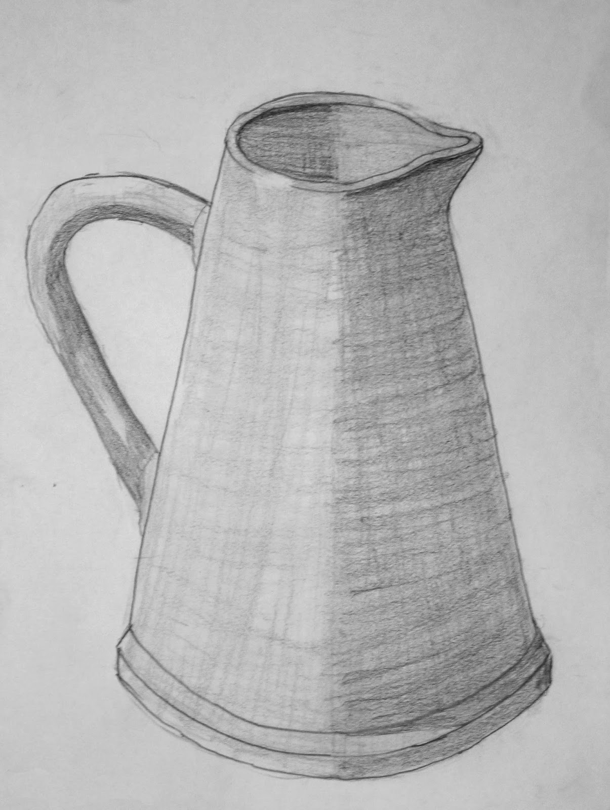 Scribble Drawing Of Objects : Learning to draw see studio rousar memory