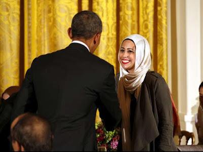 Obama Gelar Buka Puasa Bersama di Gedung Putih