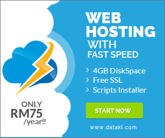 Domain dan hosting website