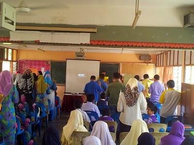 SKDHB Program Menggilap Permata AyahBonda 2015