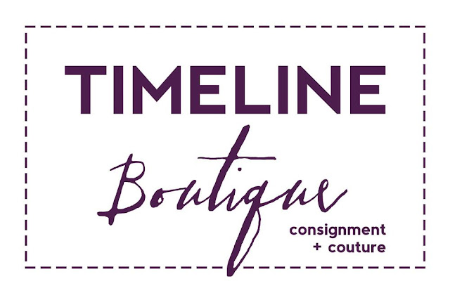 timeline boutique, gastown consignment and couture boutique