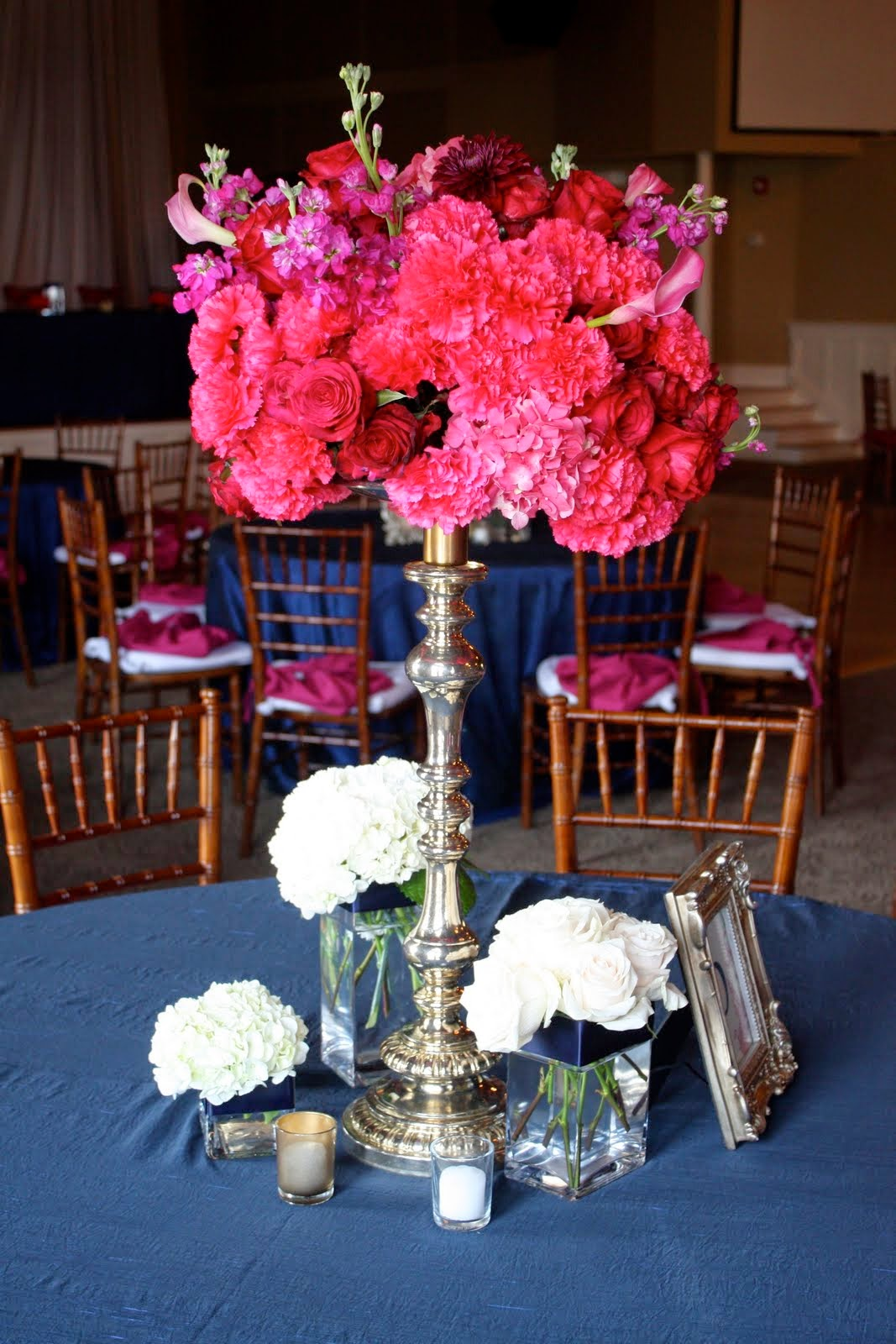 Navy blue and pink weddings wedding stuff ideas