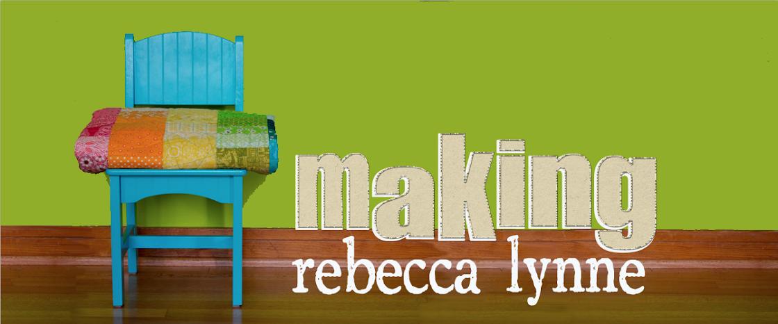 making rebecca lynne