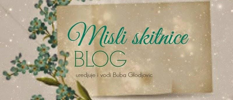 misli skitnice ~ blog