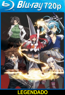 Assistir Shinmai Maou no Testament Legendado Online