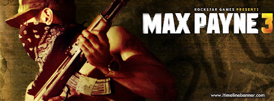 Max Payne 3 Facebook Timeline Cover