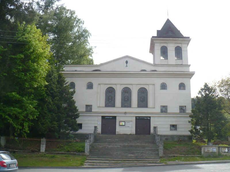 Husův sbor Mnichovice