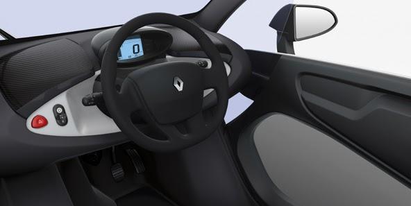 la voiture 100 lectrique by renault twizy disponible bient t au maroc l 39 anonyme k. Black Bedroom Furniture Sets. Home Design Ideas