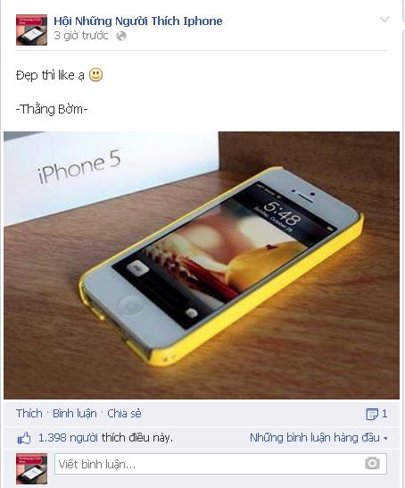Screenshot 8 Cách để làm tăng lượt bình luận trên Fanpage Facebook Ninja