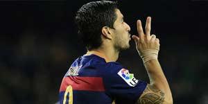 2015, Tahunnya Luis Suarez Bersama Barca