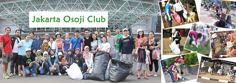 Mari Wujudkan Kota Jakarta Yang Bersih!