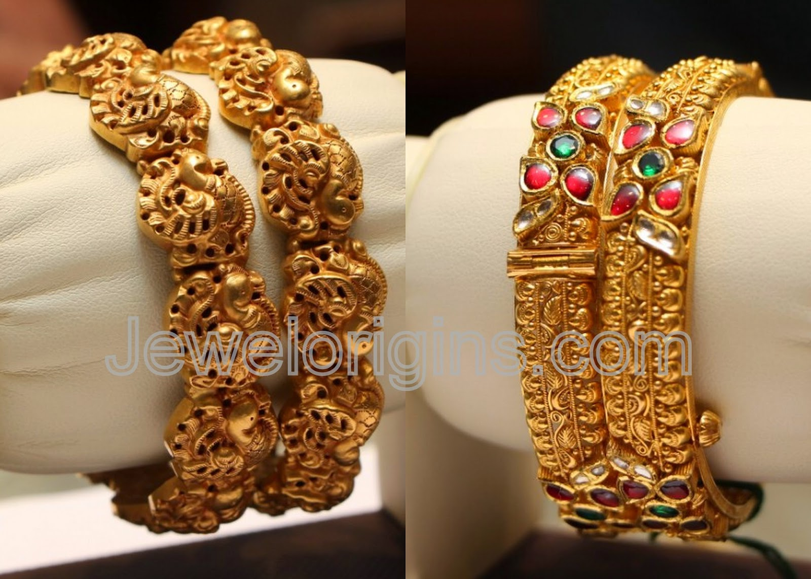 jewelorigins.com-Indian Designer Gold and Diamond ...