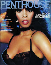 PENTHOUSE MAGAZINE WITH DONNA SUMMER (1979)