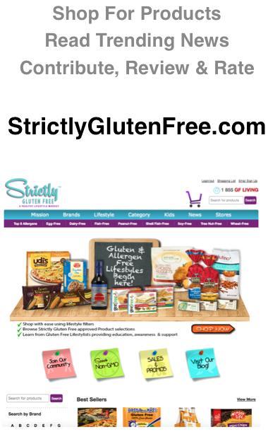 Shop Gluten Free Online
