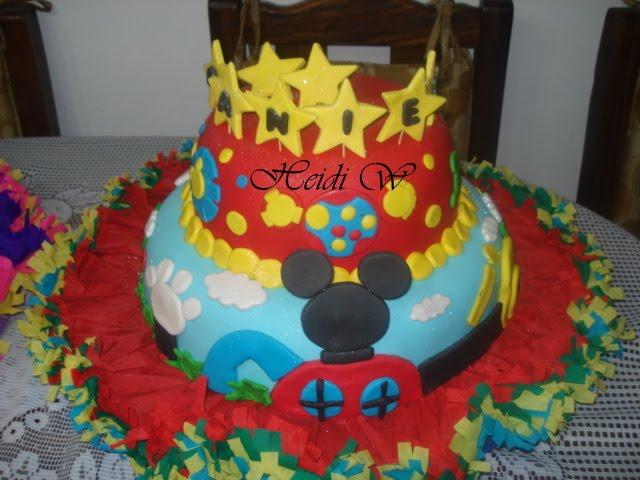 Gelatinas de Mickey Mouse - Imagui