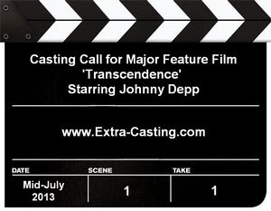 Transcendence New Mexico Casting Call