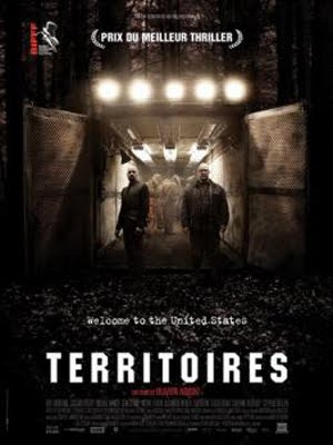 Territories Aka Checkpoint (2010)