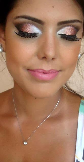 maquiagem Nanda Gama