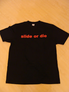 "CAMISETAS "" SLIDE OR DIE """
