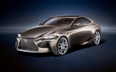 Lexus F RC: a name to remember