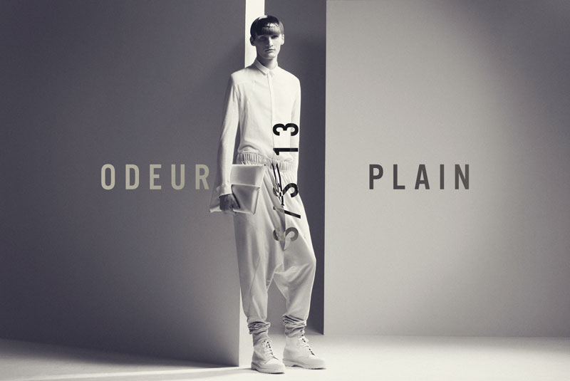Odeur Plain Spring/Summer 2013 Men/Women Collection