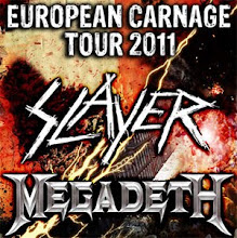 Slayer/ Megadeth