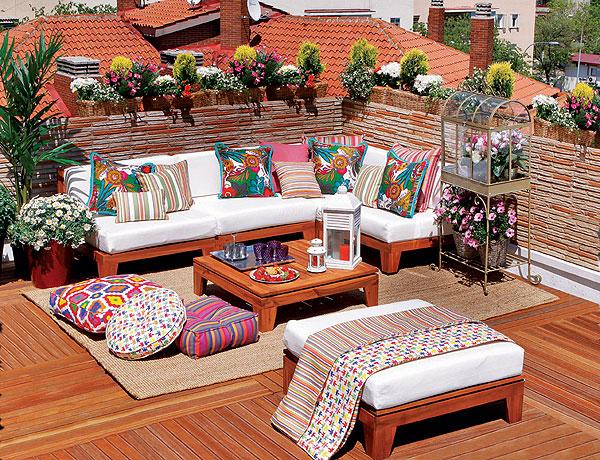 Дизайн балконов в домах