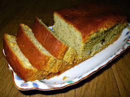 Resep Cara Membuat Kue Bolu Pisang atau Banana Cake Kismis Sederhana ...