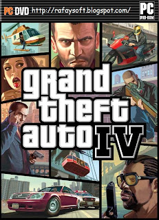 Free Download Grand Theft Auto IV Pc Game Full Version