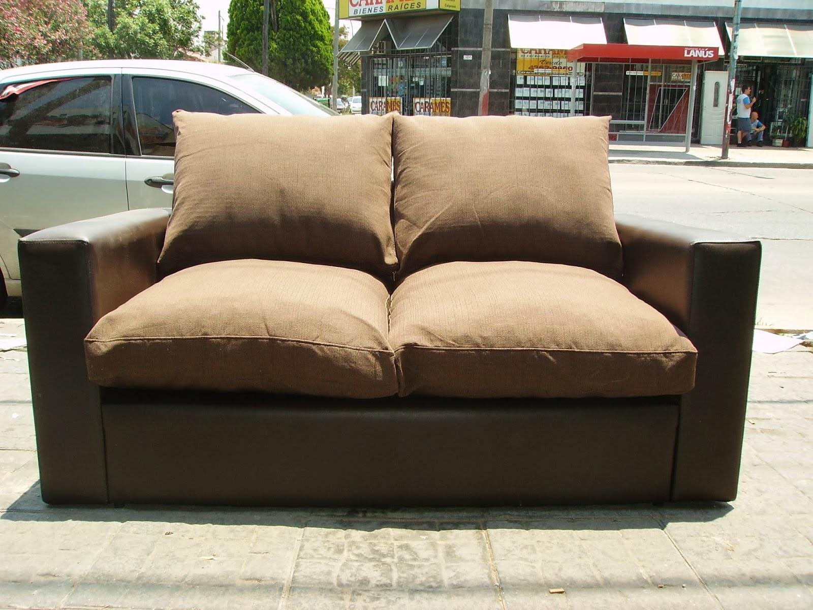 Confort Design Sillones Sillon Clasico Doble Almohadon