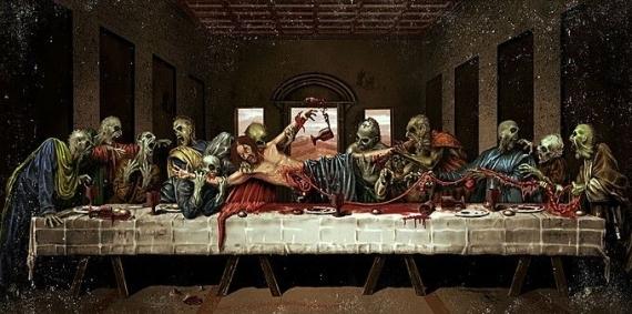 最後の晩餐 (レオナルド)の画像 p1_12