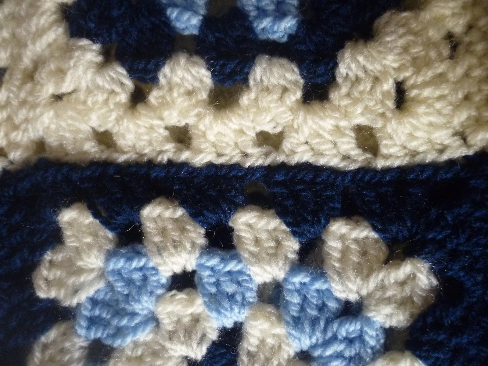 Blog de crochet de Crochetingbox.com: ¿Cómo tejer una manta Granny?