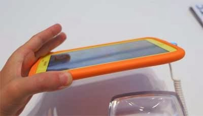 Dimensi Samsung Galaxy Tab 3 Kids