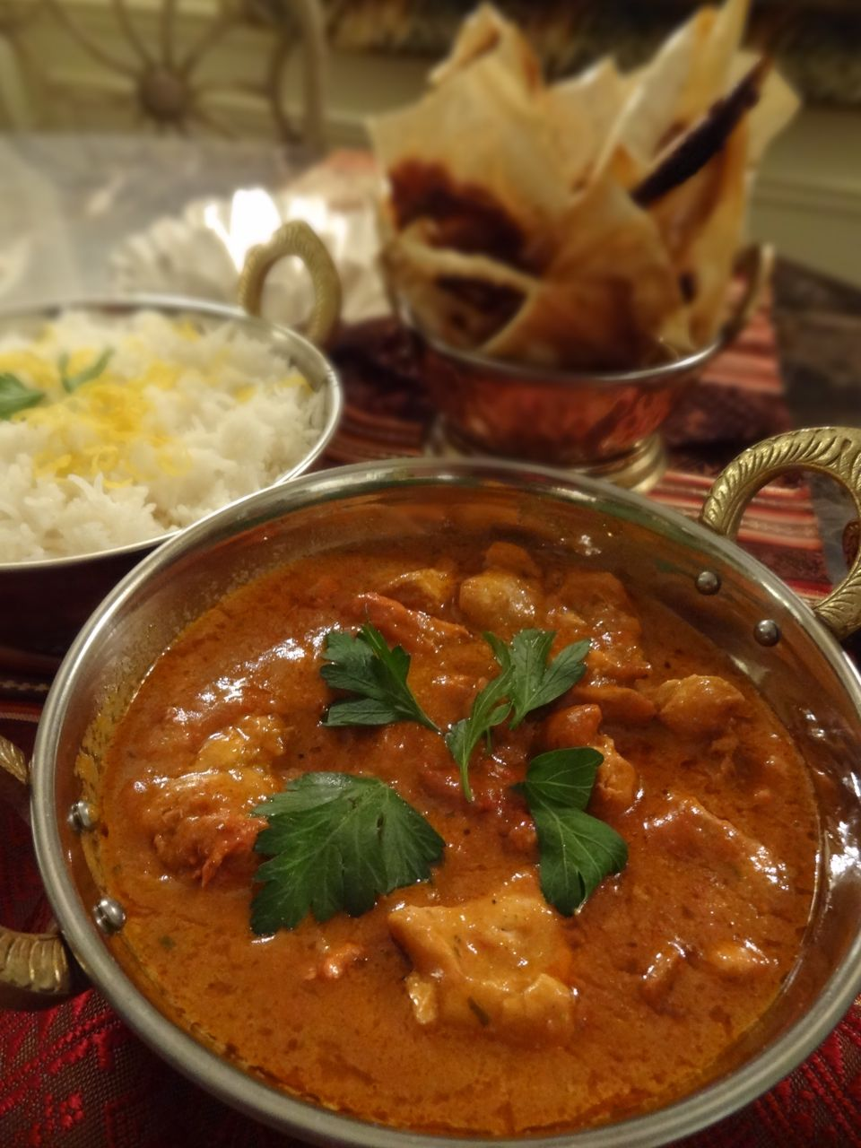Chicken makhani - photo#21