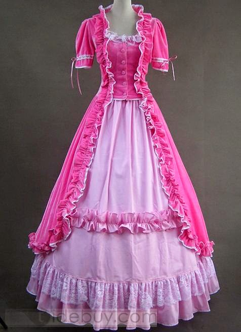 http://www.tidebuy.com/product/Sweet-Pink-Long-Cotton-Lolita-Dress-10417847.html