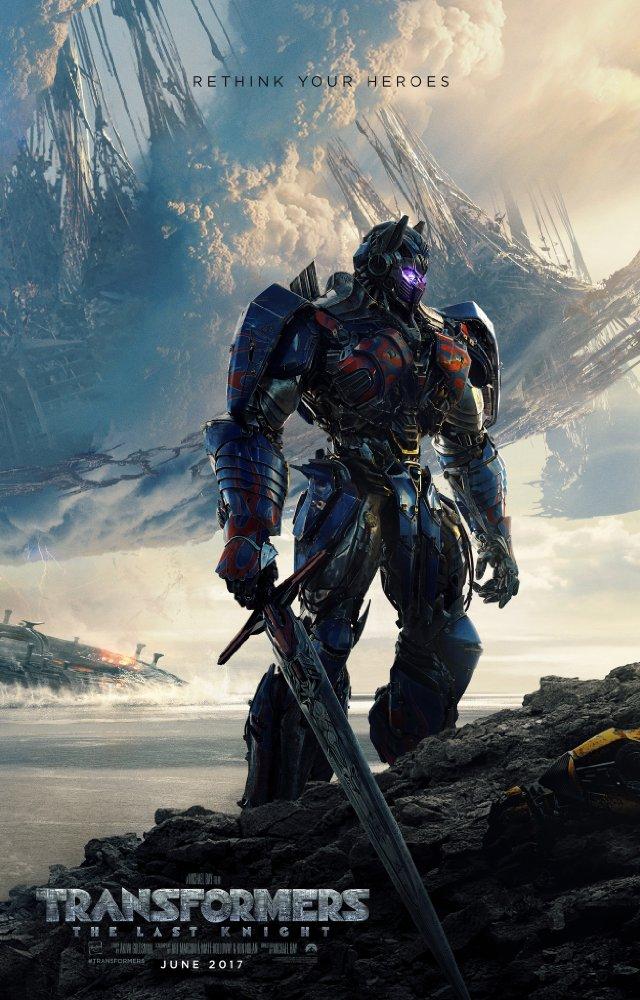 Robot đại chiến 5: Kỵ sĩ cuối cùng