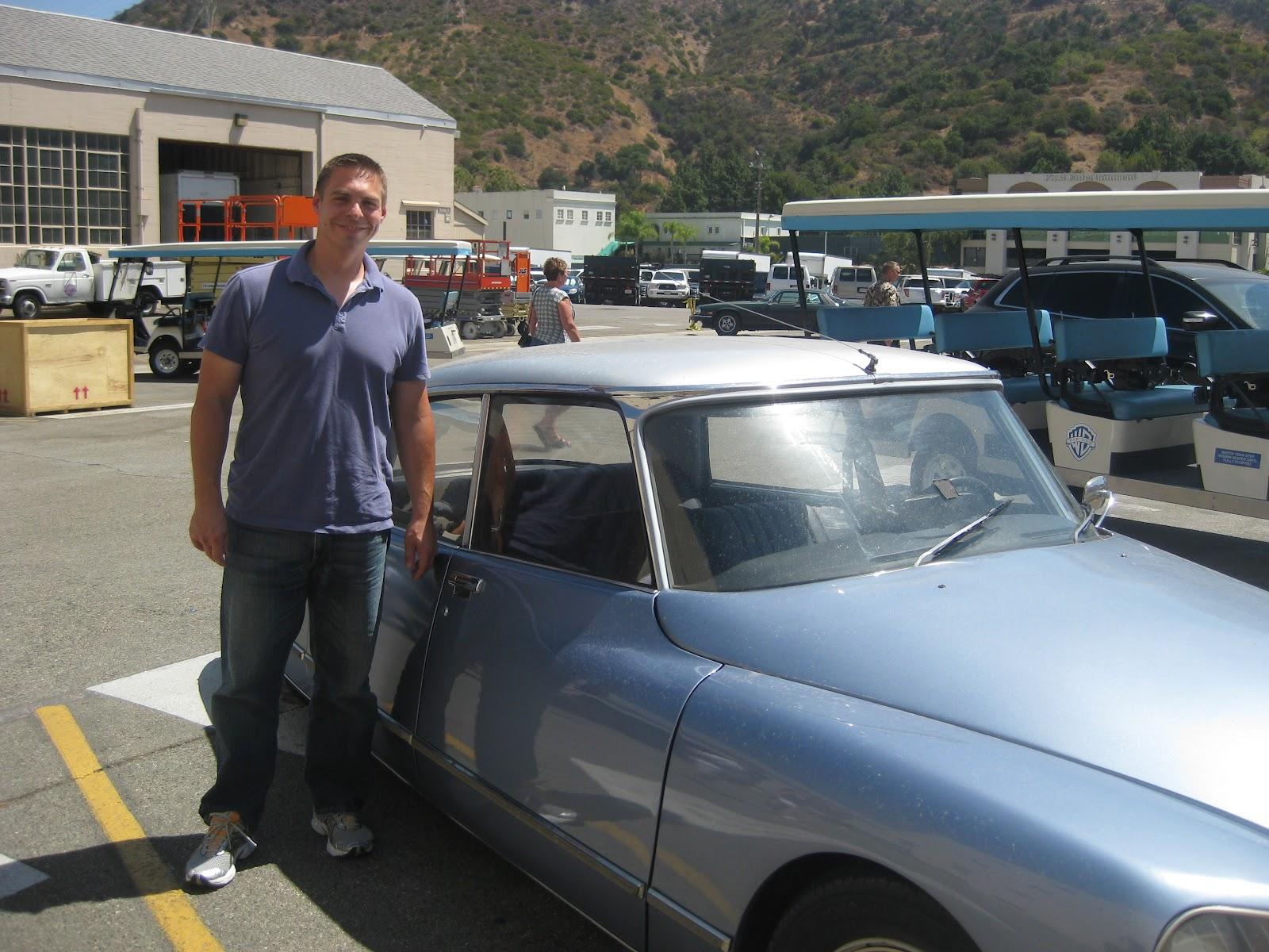 Patrick Janes Car