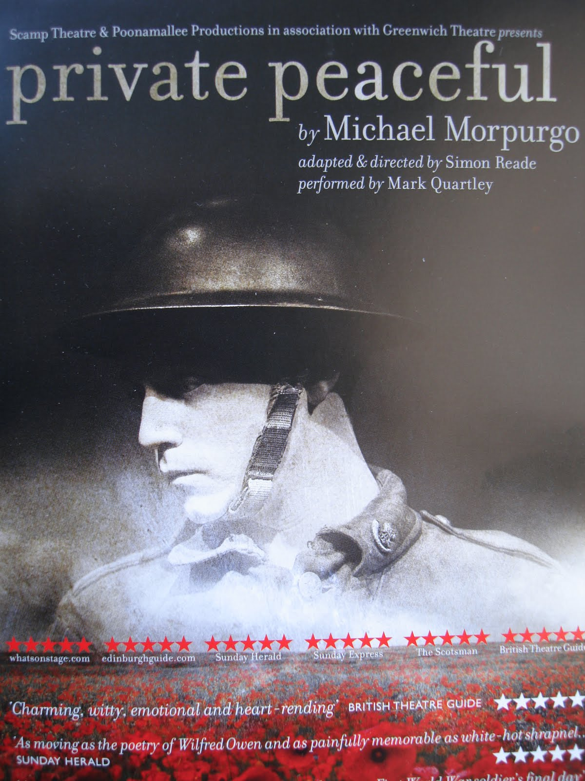 Private peaceful theme essay
