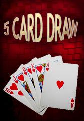 Regle poker 5 cards draw
