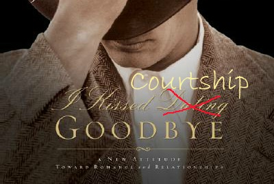 goodbye dating hello courtship Buy a cheap copy of boy meets girl: say hello to courtship book by joshua harris joshua harris follows up his bestselling i kissed dating goodbye with boy.