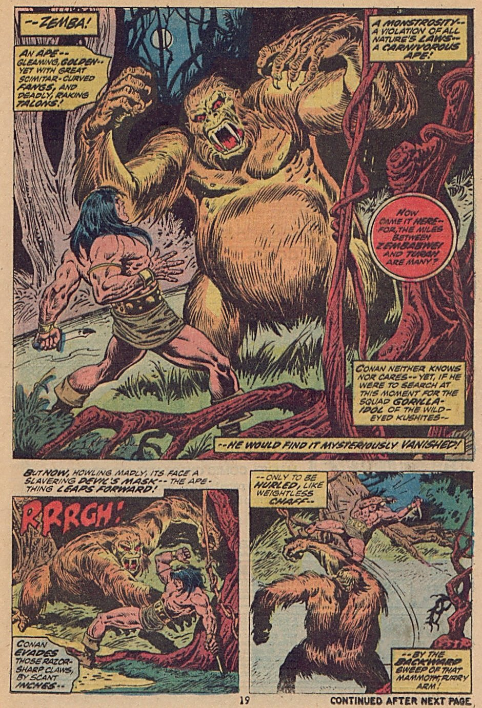 Conan the Barbarian (1970) Issue #28 #40 - English 15
