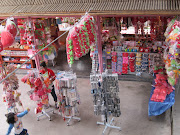Cactus Valley gift shop with strawberry souvenirs. at 1:38 PM