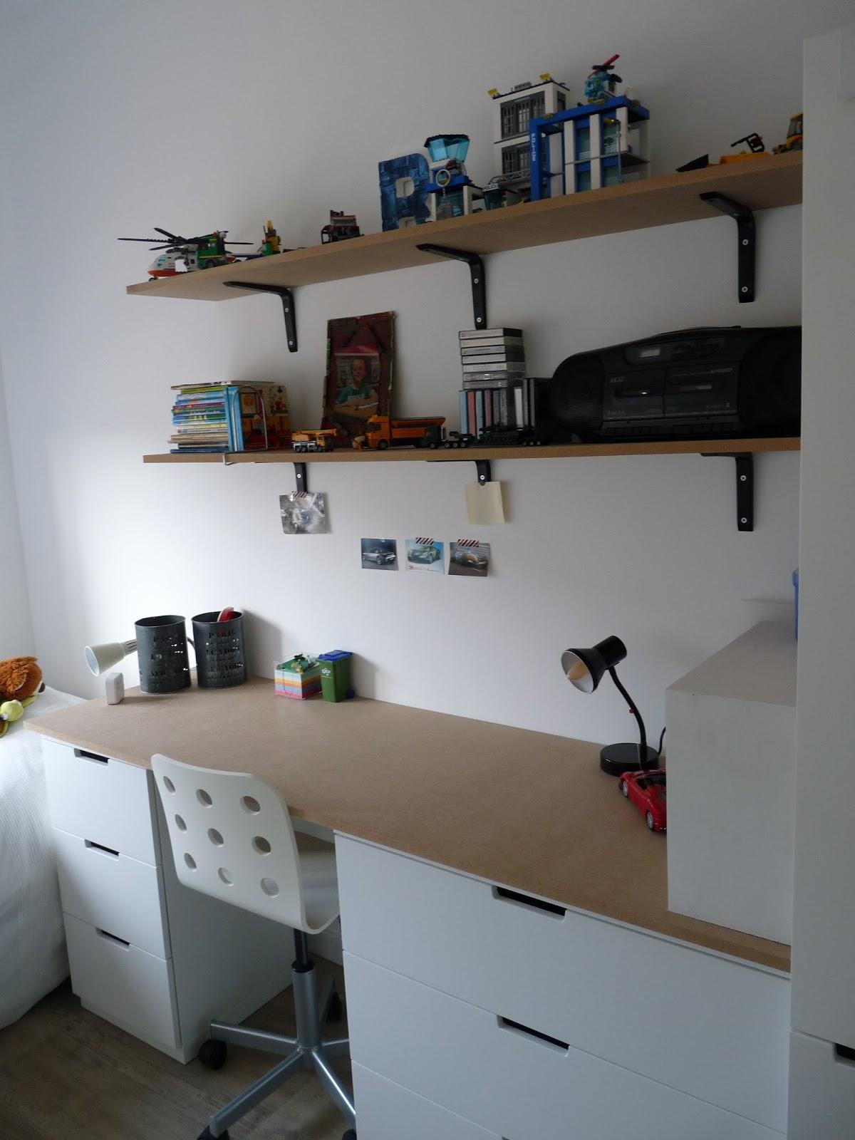 Gezinsleven: Kom binnen in ons nieuwe huis - de slaapkamer van B.!